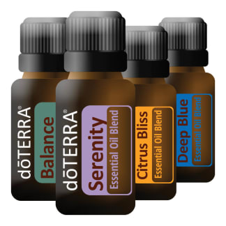 doTERRA Spa essential oils Collection