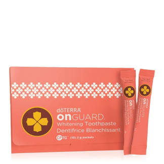 doTERRA Whitening Toothpaste Samples 10 pack