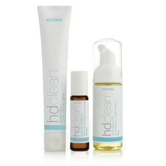 doTERRA HD Clean Facial Collection