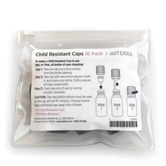 doTERRA Child Resistant Caps