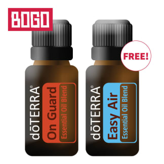 BOGO Buy doTERRA On Guard and Get doTERRA Easy Air