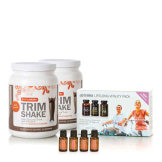 Slim & Sassy New You Kit (2 Chocolate)