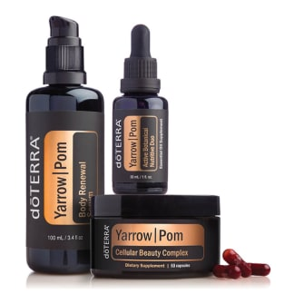 doTERRA Yarrow Pom Collection