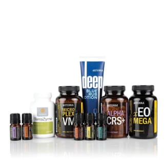 doTERRA Daily Healthy Habits Kit
