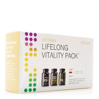 doTERRA Lifelong Vitality Pack (Vegan)