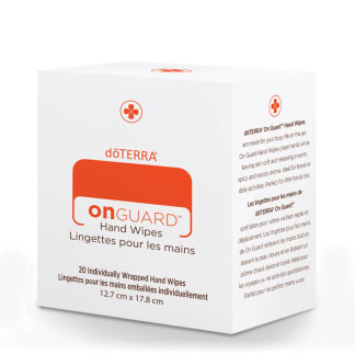 doTERRA On Guard Hand Wipes (20p)