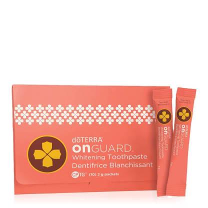 doTERRA Whitening Toothpaste Samples 10 pack