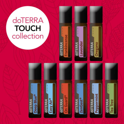 doTERRA Canada Touch Collection