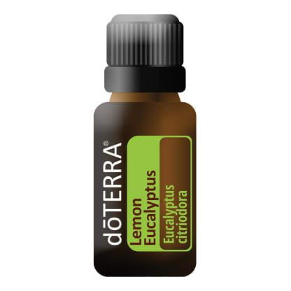 doTERRA Lemon Eucalyptus Essential Oil