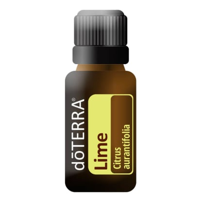 doTERRA Lime essential oils, buy online in our Canadian webshop