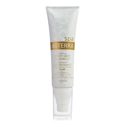 doTERRA Hydrating Body Mist with Beautiful
