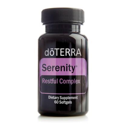 doTERRA Serenity Restful Complex Softgels