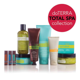 doTERRA Total SPA Collection