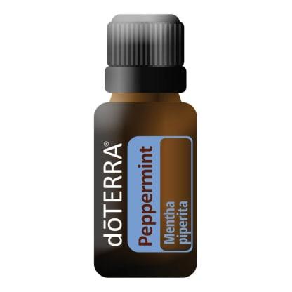 doTERRA Peppermint essential oils, buy online in our Canadian webshop
