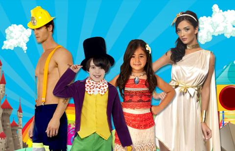 WonderlandParty FancyDress Costumes