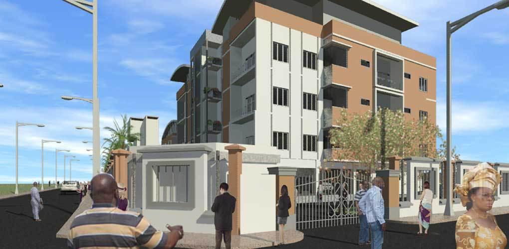 Entwicklung: New Dawn Baptist Church, Oniru - Lagos