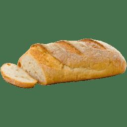 Pan blanco de barra