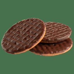 Galleta Digestiva con chocolate