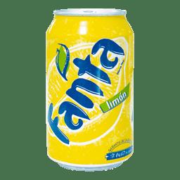 Refresco de limón con gas