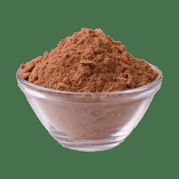 Cacao en polvo sin azúcar