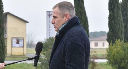 Macri intervista foto opt