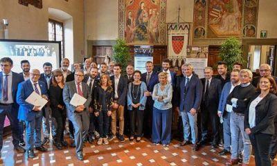 Gruppo premiazioni premiogiornalistico2018