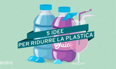 Blog ridurre plastica