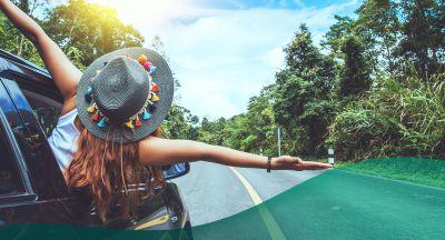 Soluzioni green viaggio in auto