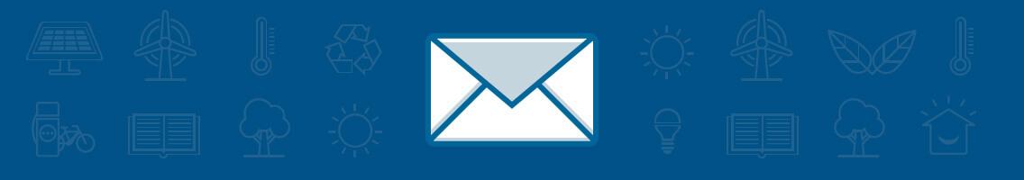 Banner modale newsletter