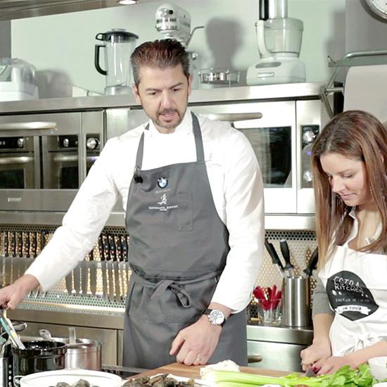 Video6 chef berton