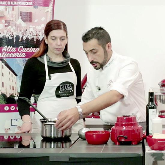 Video7 chef macchia