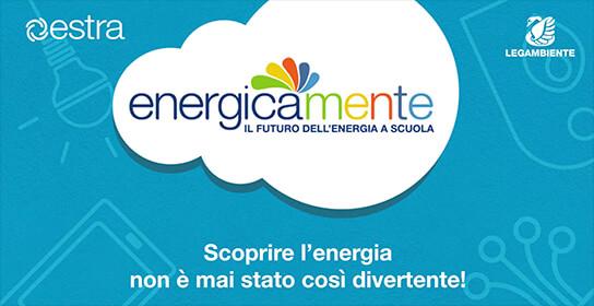 Energicamente menu banner