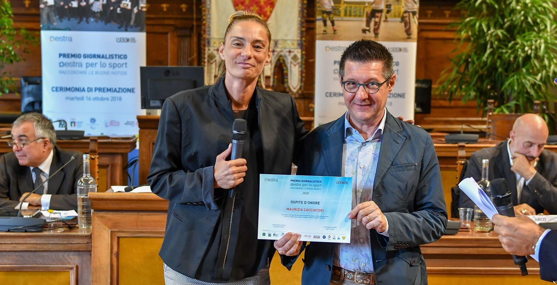 Cacciatori abati premio giornalistico 2017 2018