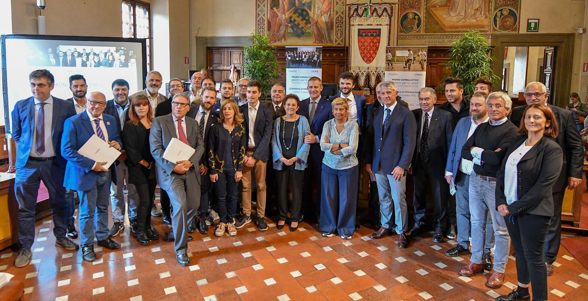 Gruppo premio giornalistico 2017 2018