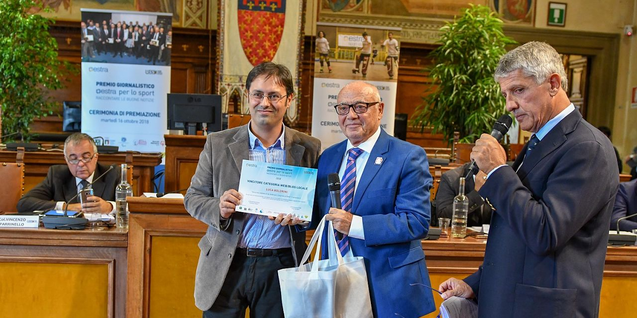 Luca boldrini premio2018