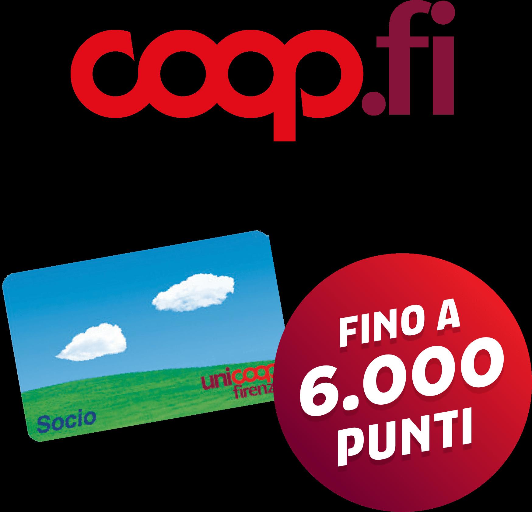 promozione coop 6000 punti