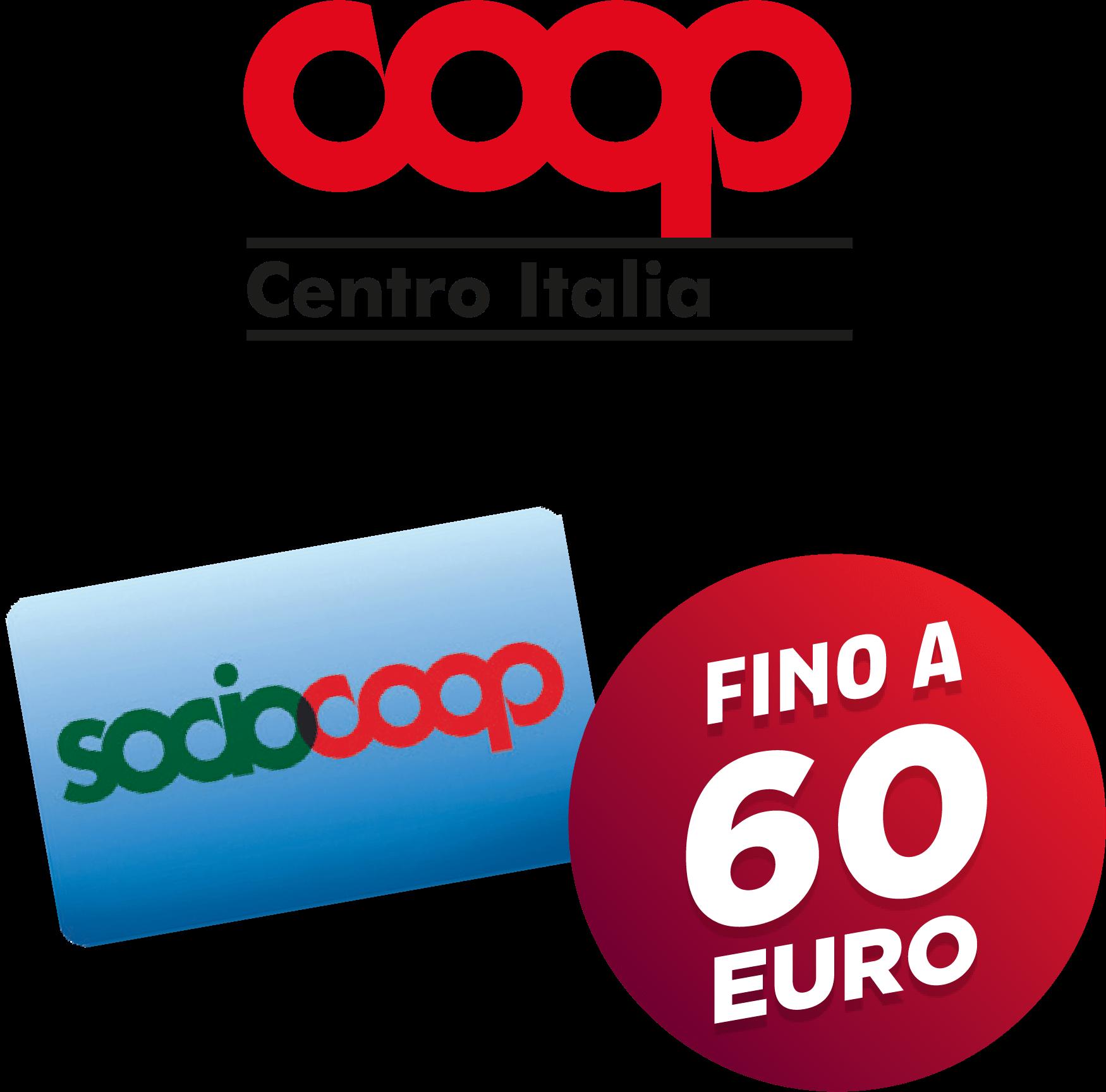 promozione coop 60 euro
