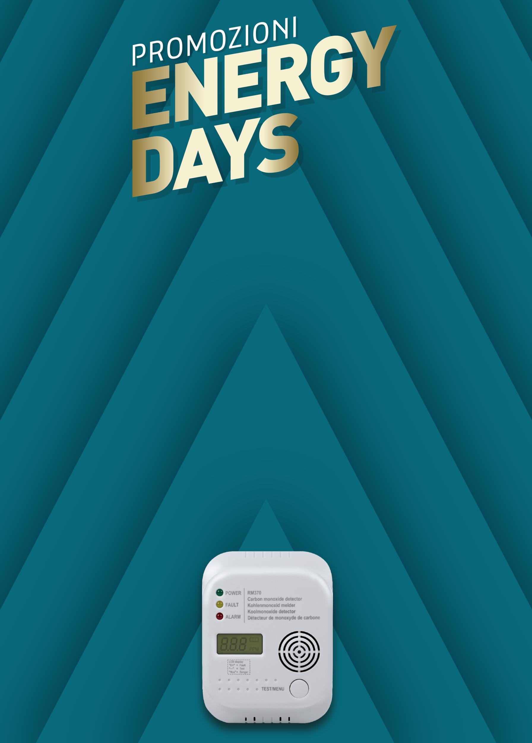 Energy days monossido mobile