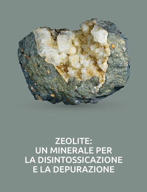 Zeolite Depurazione e Disintossicazione