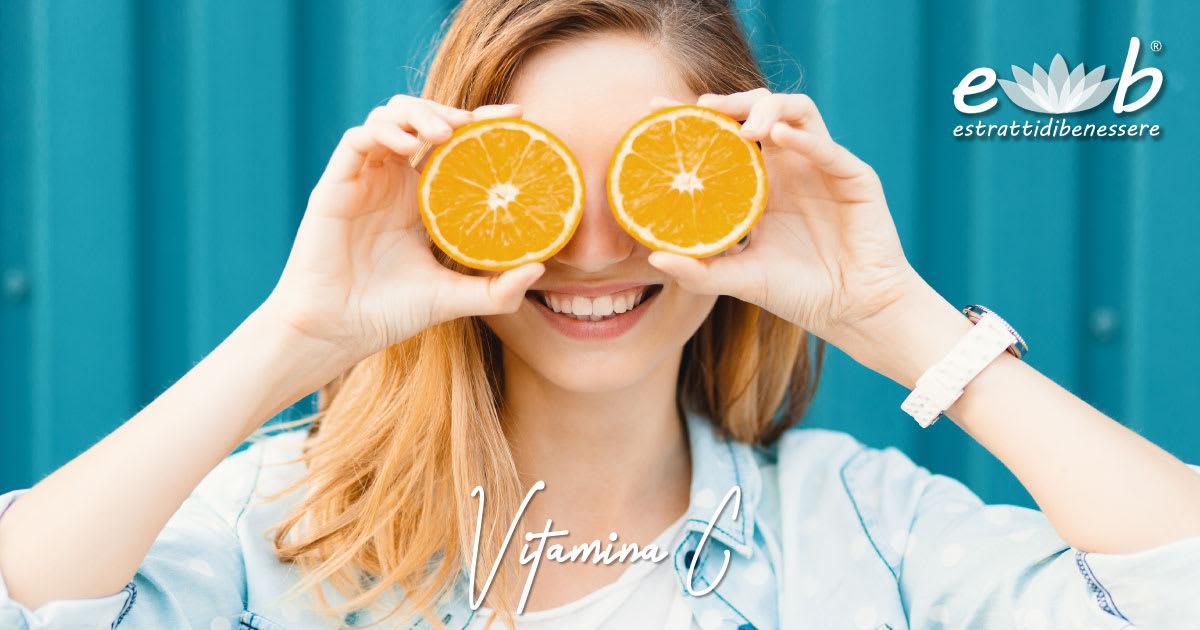vitamina c prevenzione cura raffreddore influenza invecchiamento lento rilascio