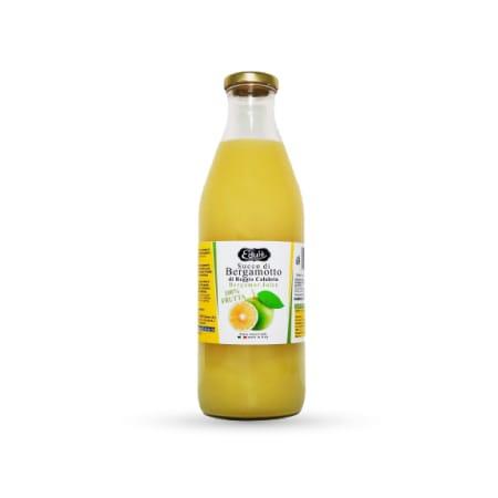 succo di bergamotto da 1 litro bottiglia italiano antiossidante polifenoli