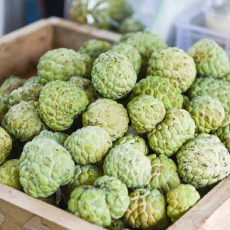 annona frutto esotico italiano