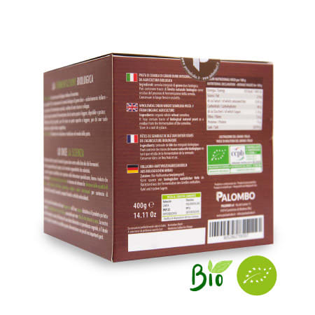 pasta integrale fermentata biologica digeribile leggera gustosa naturale