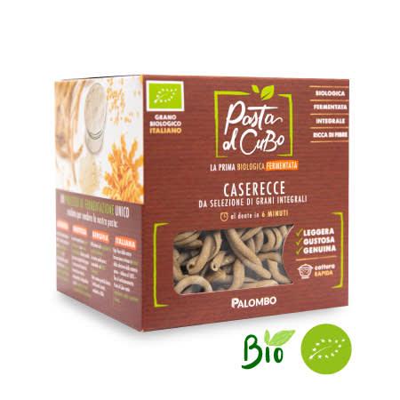 caserecce fermentate integrali pasta biologica digeribile leggera gustosa
