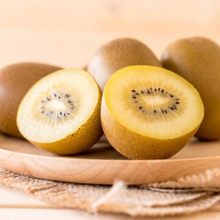kiwi giallo antiossidante polifenoli italiano succo
