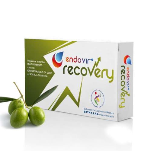 endovir recovery integratore multivitaminico con polifenoli potenzia metabolismo contrasta affaticamento e stress aumenta le difese immunitarie anche per sportivi