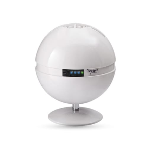 sfera bioxigen purificatore sanificatore aria anti allergie elimina allergeni elimina odori muffe inquinanti batteri e virus