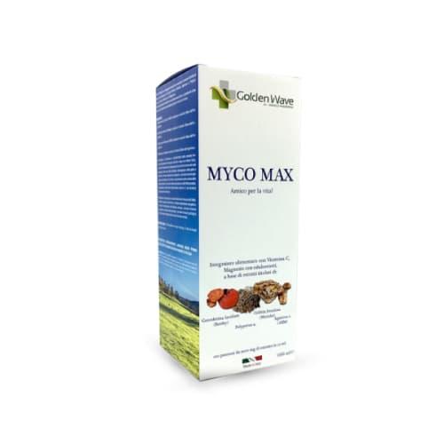 myco max aumenta le difese immunitarie funghi curativi da bere micoterapia