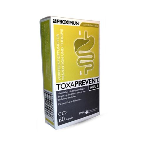 toxaprevent akut digestione digerire rafforzare sistema immunitario