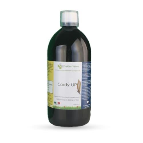 Cordyup sostegno metabolismo rinforzo vie respiratorie 1 litro